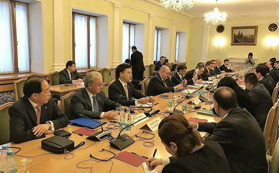 Regional security and stability discussed in Moscow