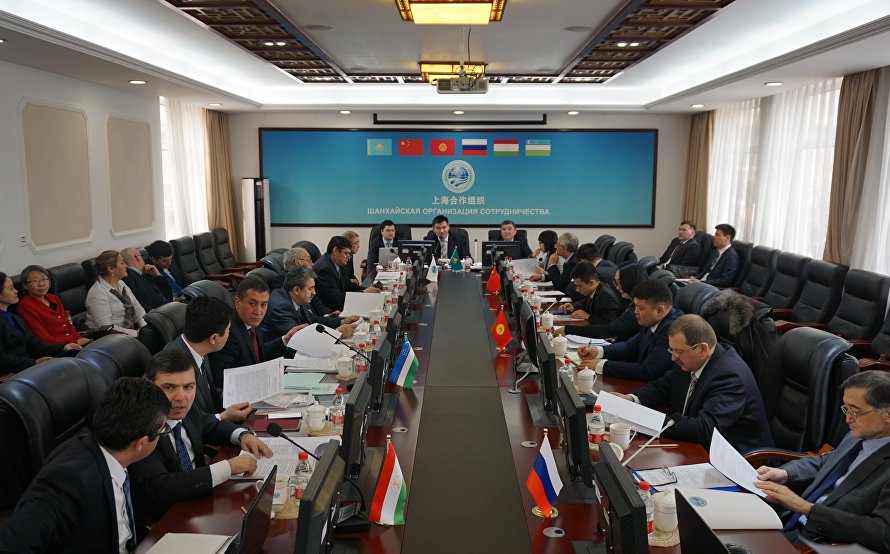 The SCO Council of National Coordinators