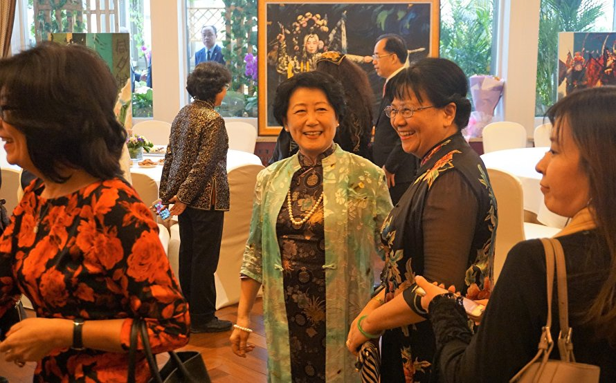International Women's Day celebrated at the SCO Secretariat