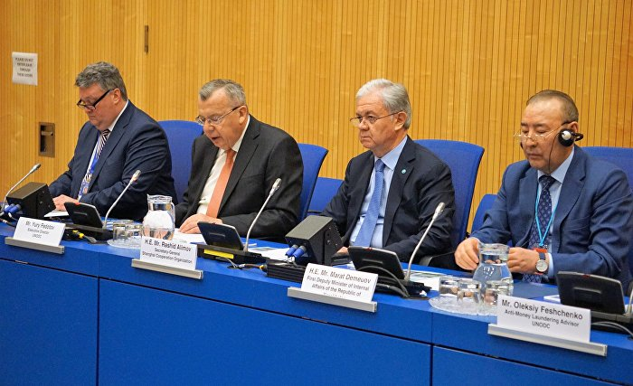 The United Nations and the Shanghai Cooperation Organisation in the Fight against Drugs: Common Threats and Joint Actions