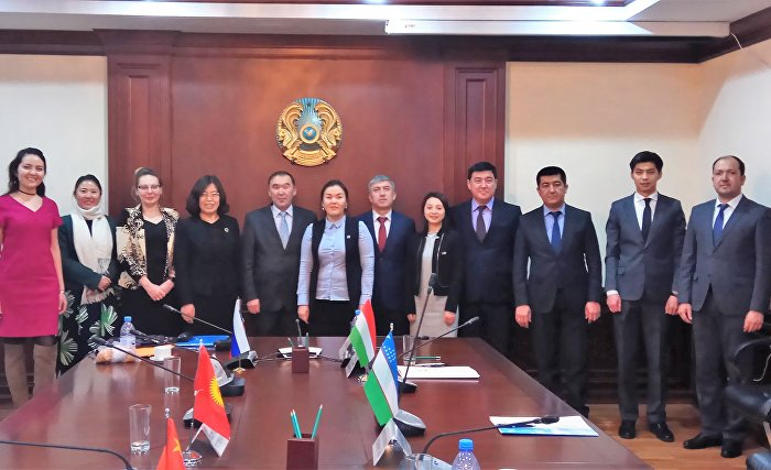 The ninth meeting of experts from ministries and agencies of the SCO member-countries responsible for environmental protection
