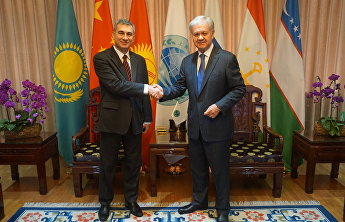 SCO Secretary-General met with Iraqi Ambassador Extraordinary and Plenipotentiary to China