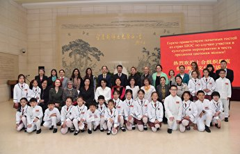 The Soong Ching Ling Memorial Residence opens its doors to SCO Women's Club members