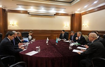 SCO Secretary-General meets Presidential Aide and Secretary of the Security Council of the Republic of Kazakhstan