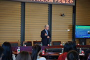 SCO Secretary-General visits Beijing Foreign Studies University