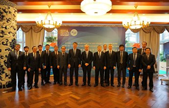 Astana: the Capital of the SCO Summit and Expo 2017