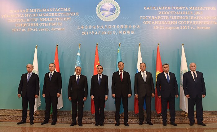 The Council of Foreign Ministers of the Shanghai Cooperation Organisation