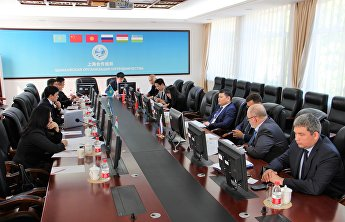 The meeting of the SCO experts on tourism