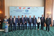Board meeting of SCO Business Council