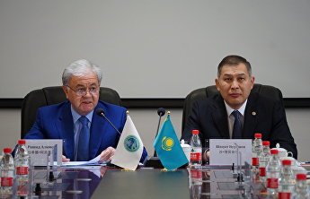 SCO Secretary-General and Kazakhstan Ambassador Extraordinary and Plenipotentiary to China held a joint news conference