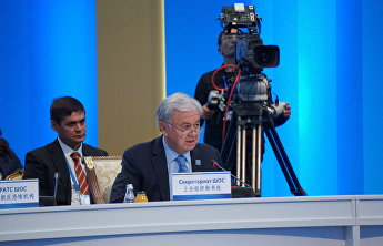 The report on the Organisation's performance during Kazakhstan's Presidency