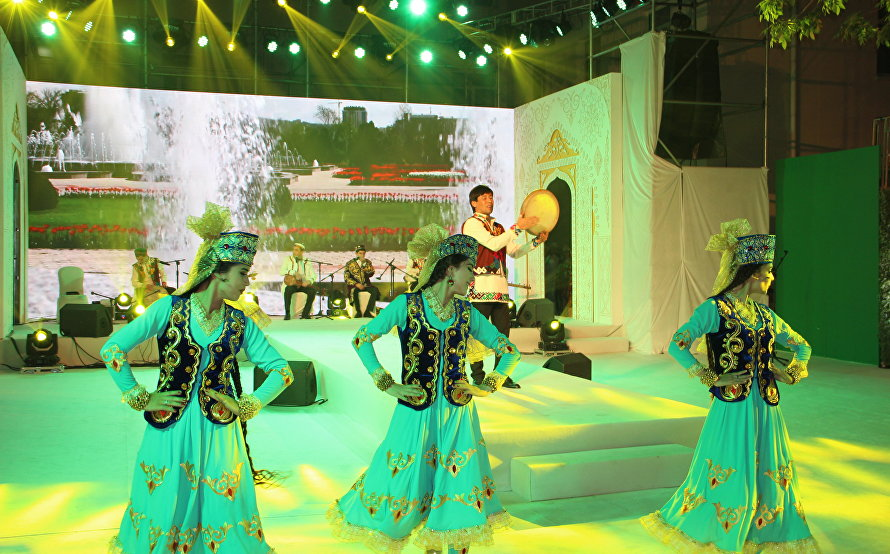 The Culture Day of the Republic of Tajikistan