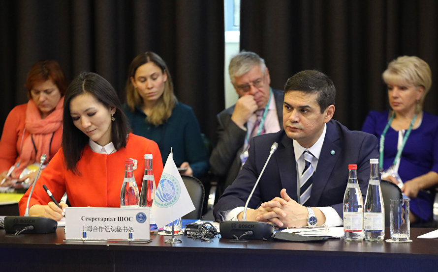 The fifth meeting of heads of SCO member states' services responsible for the maintenance of the population's sanitary and epidemiological wellbeing