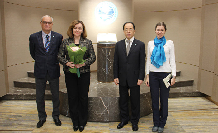 SCO and UN to step up cooperation in preventive diplomacy