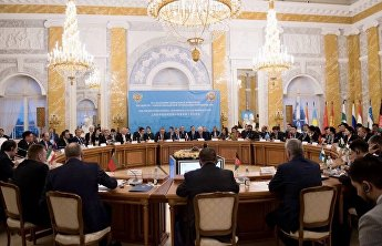 Prosecutors General Meeting of the SCO countries held in the format of the eight for the first time