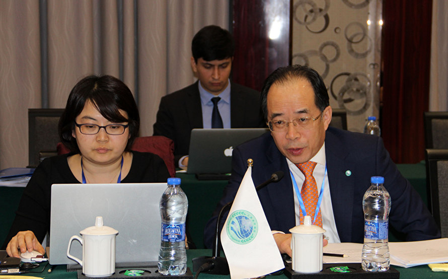 SCO calls for safe functioning and development of internet