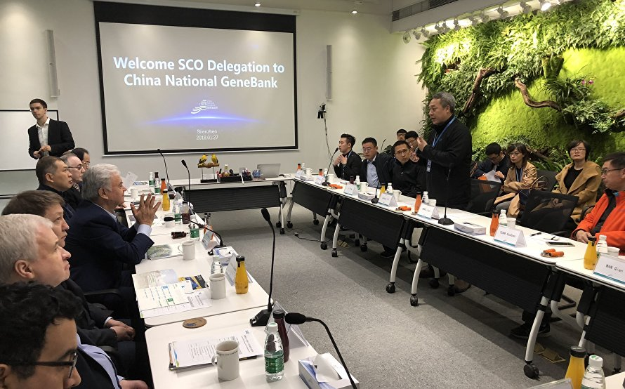SCO Ambassadors Club visits China National GeneBank: New cooperation prospects with SCO countries