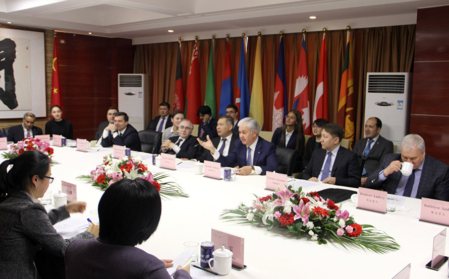 Members of SCO Ambassadors' Club complete visit to Chongqing