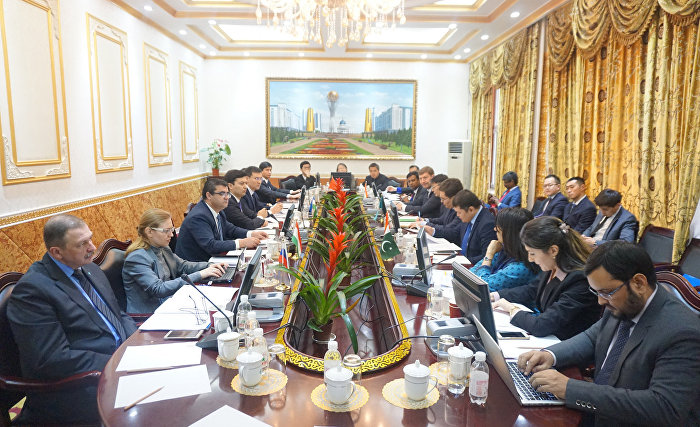 The meeting of the SCO National Security Council Secretaries