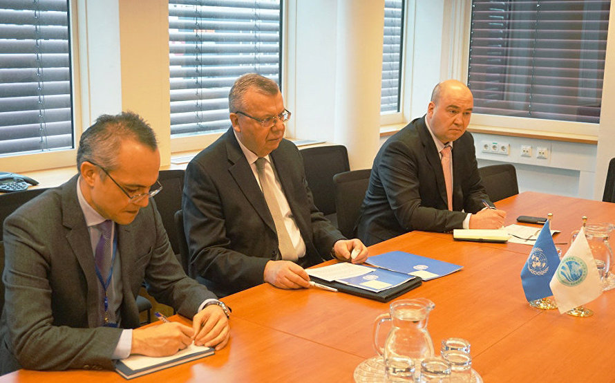 The SCO and the UNODC to strengthen cooperation and coordinate their fight against narcotic drugs