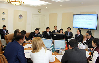 SCO financial mechanisms