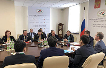 Operation of SCO observers in Russia