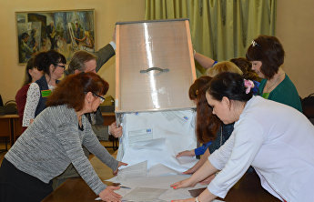 Voting in Russian presidential election concluded. The SCO Observer Mission continues its work