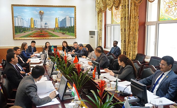 The fourth meeting of the SCO Special Working Group on Trade Facilitation
