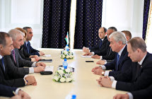 SCO Secretary-General meets Chairman of Azerbaijan Central Election Commission