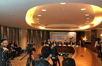 Presidential election in Azerbaijan is over. SCO Observer Mission sums up its work