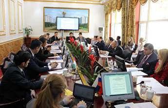 SCO summit coverage algorithms discussed in Beijing