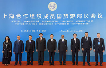 The meeting of the SCO National Tourism Agency Heads took place in Wuhan, China