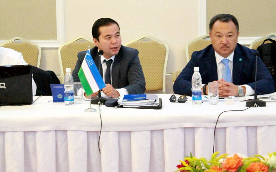 The first SCO Council of National Coordinators chaired by the Kyrgyz Republic