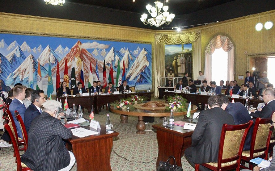 The city of Cholpon-Ata was the venue of the 6th Meeting of Ministers of Justice of the Member States of the SCO
