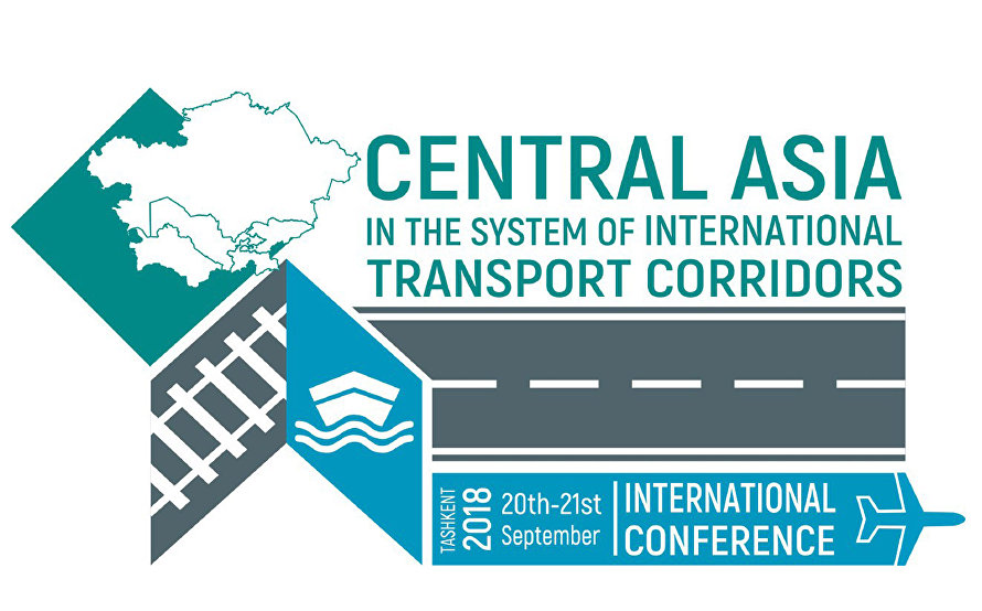 International conference on Central Asia's role in the system of international transport corridors