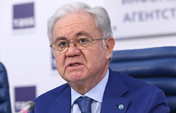 SCO Secretary-General Rashid Alimov in an interview with TASS