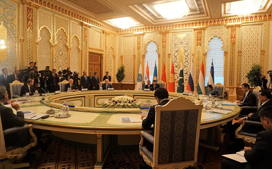 The seventeenth meeting of the Council of Heads of Government of the Shanghai Cooperation Organization