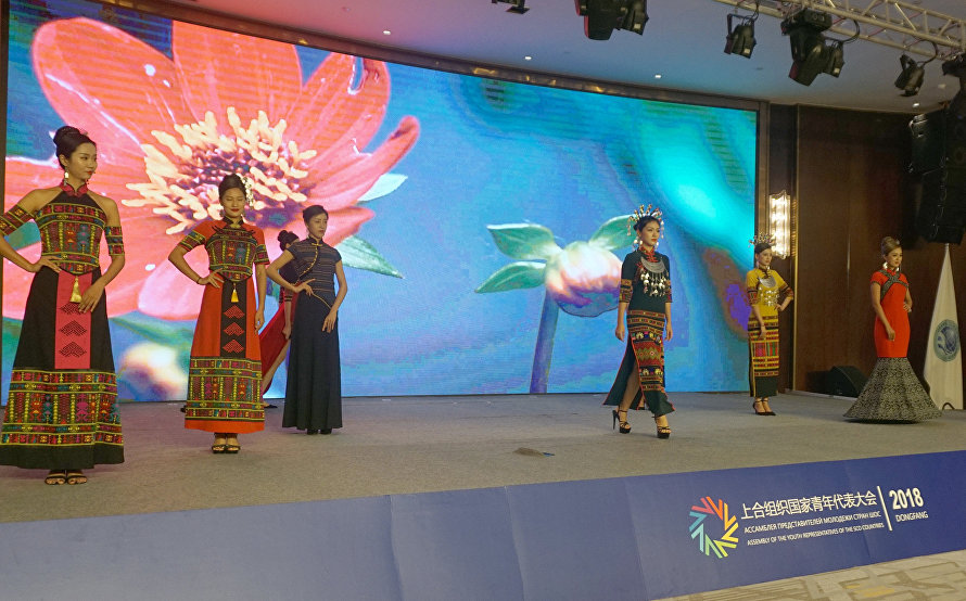 SCO Youth Assembly welcomes master artists
