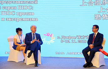 SCO Secretary-General sums up Dongfang Youth Assembly results