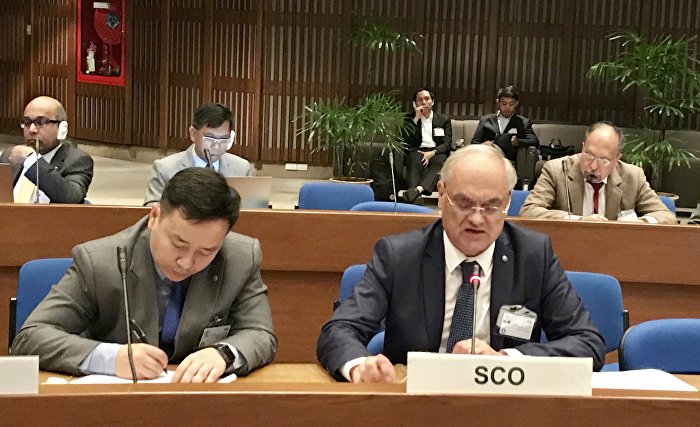 SCO delegation attends fifth session of the ESCAP Transport Committee