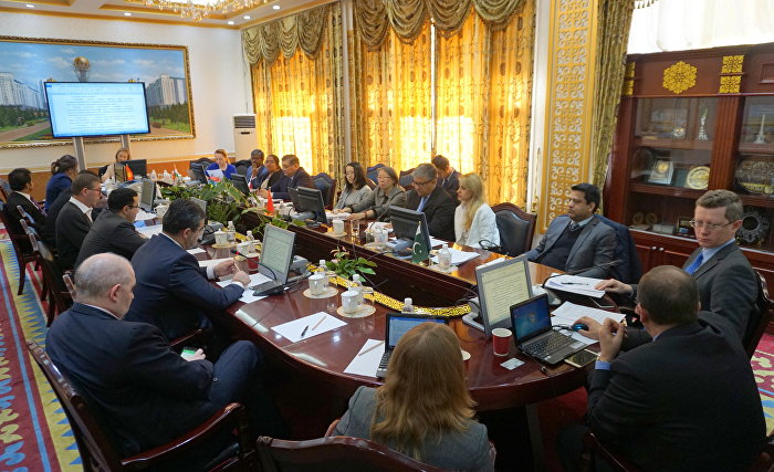 An expert meeting to coordinate the Charter of the Forum of the SCO Heads of Regions