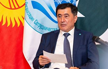 SCO Secretary-General Vladimir Norov's news conference at the SCO Secretariat