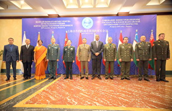Joint Communique on the results of the Meeting of Defence Ministers of SCO Member States