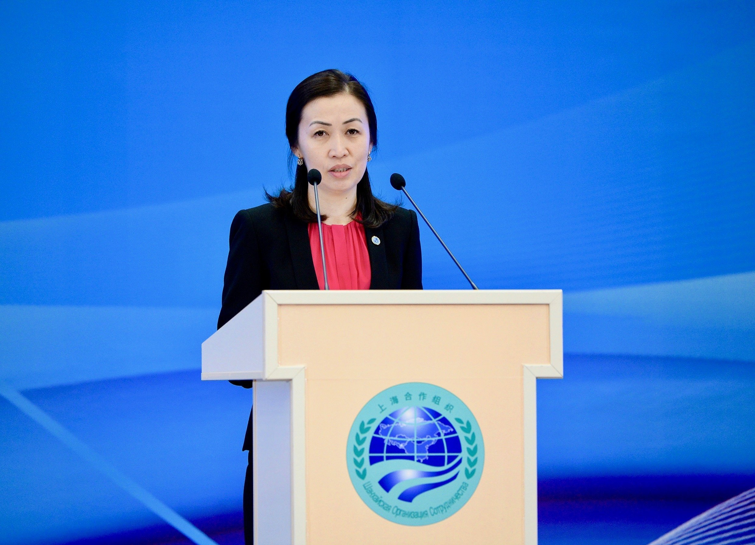 "Media Forum ""The role of media in the development of the Shanghai Cooperation Organization"""