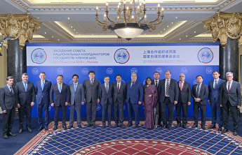The SCO Council of National Coordinators ends its work in Moscow