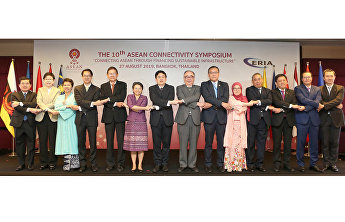 SCO takes part in ASEAN Connectivity Symposium in Bangkok