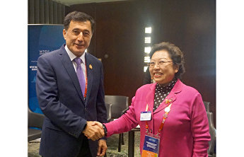 SCO Secretary-General meets with Executive Vice Chairperson of the World Tourism Cities Federation