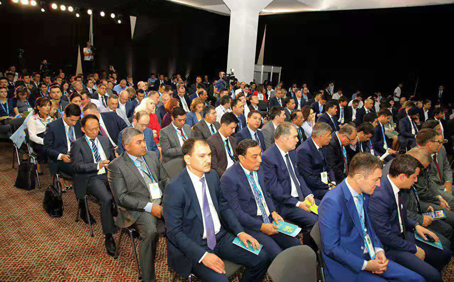 SCO Forum of Information Technologies and Innovation Developmen