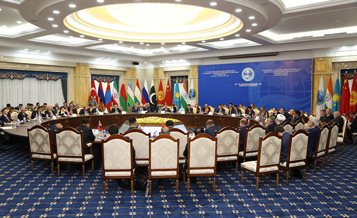 PRESS RELEASE on the 17th Meeting of the Prosecutors General of the SCO Member Countries