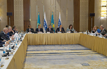 SCO Secretariat part of OSCE roundtable discussion on Afghanistan